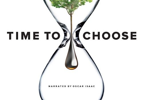 """Movie """"Time to Choose"""" Showing Sunday Feb. 12th at 3 p.m."""