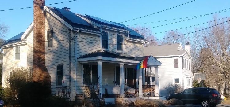 Neighbor Spotlights: from lawn mowing to activism