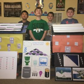 Hillside First Lego League team adapts a Bermuda solution for Needham