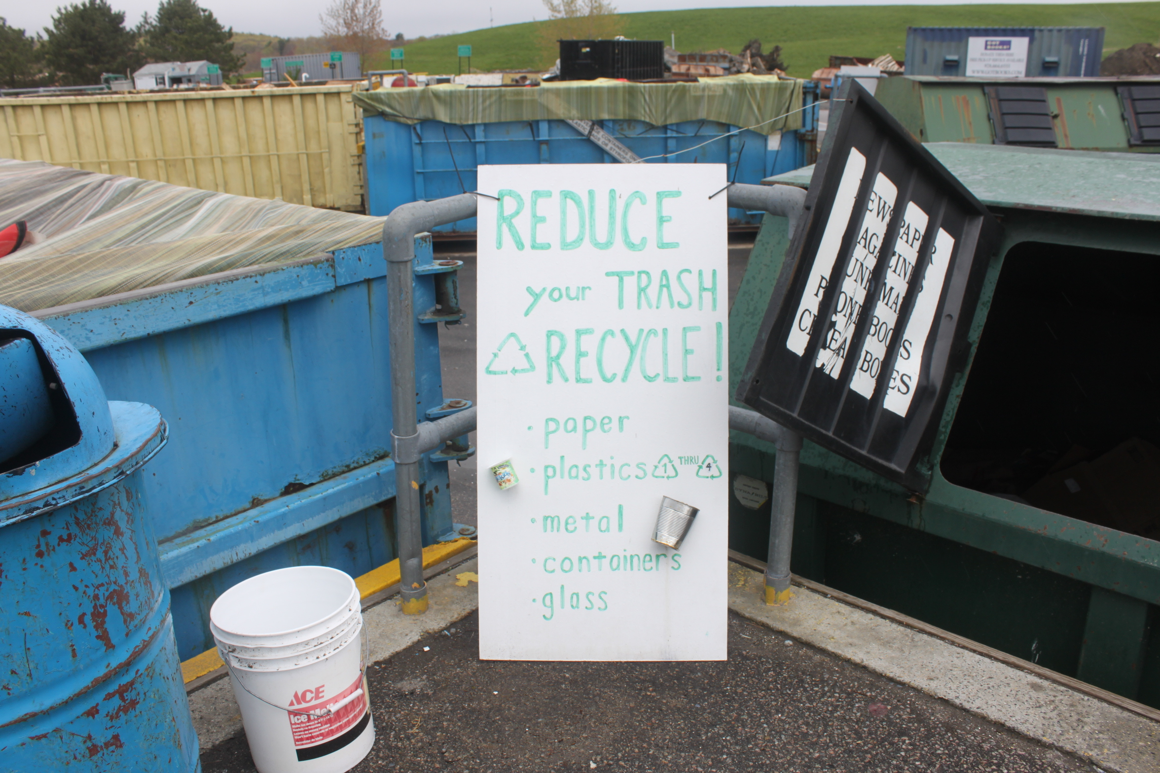 Top 10 Recycling Challenges at the Needham RTS