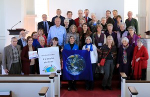 Houses of Worship Take Climate Action picture -113015
