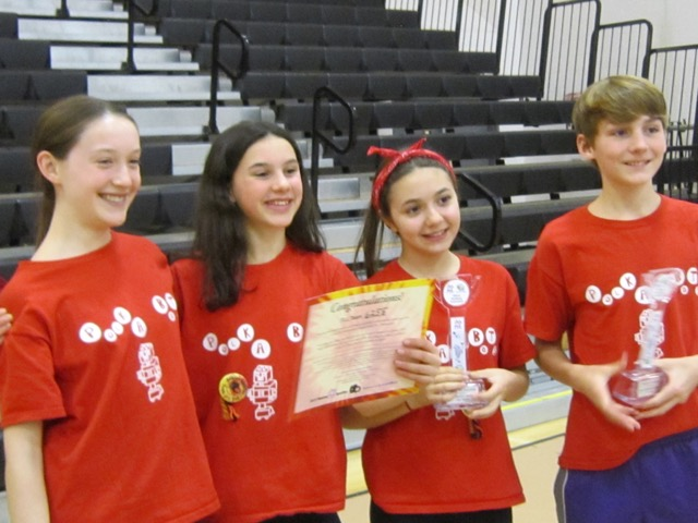 "Two Needham ""First Lego"" Teams Go to State Championships"