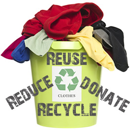 Help update Green Needham's List of Recycling Opportunities