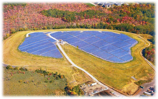 A Needham Success Story:  The RTS Solar Array