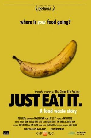 Film Showing and Presentation About Food Rescue Organization Coming Up on Dec. 8th