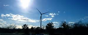 Wind Turbine - Scituate MA