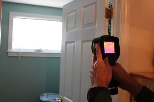 HWE using an Infrared Camera to detect heat loss