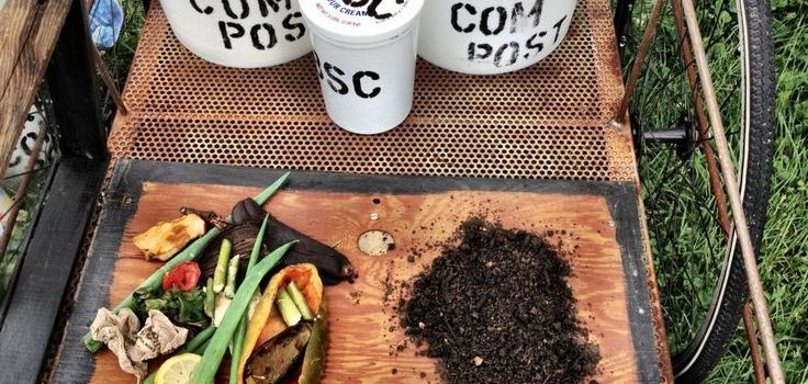 Residential Compost Pickup Service – An Alternative to Home Composting