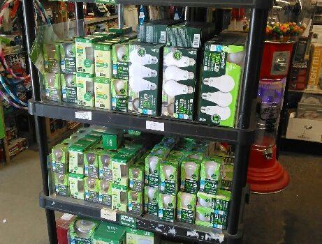 Green Tips:  Choose LED Lighting and Save