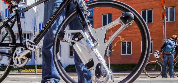 How to convert your bike to an e-bike in 60 Seconds