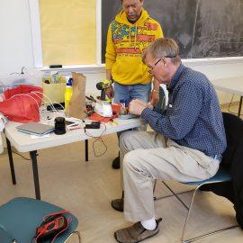 "Wellesley Rotary Club hosts Successful ""Repair Cafe"""