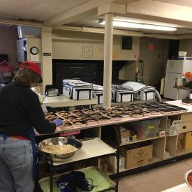 Food Rescue Program Off and Running at Needham High School