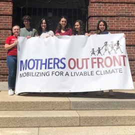 Mothers Out Front Tags Gas Leaks