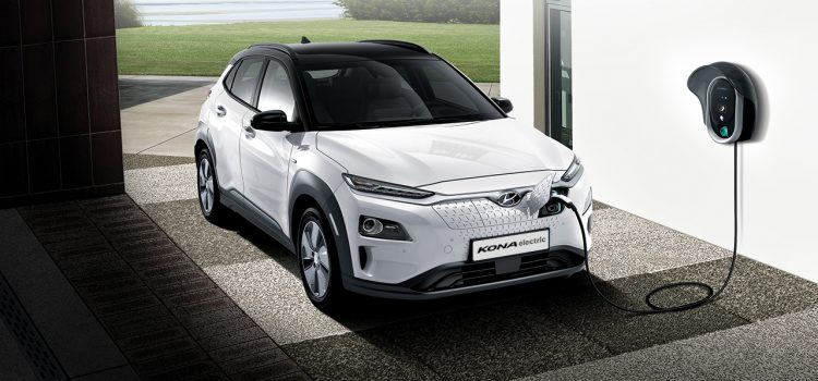 Needham Drives Green – Hyundai Kona