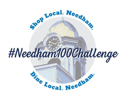 Needham 100 Day Challenge – support local businesses