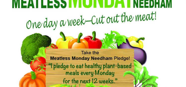Meatless Monday Needham Prize Drawing is Approaching!