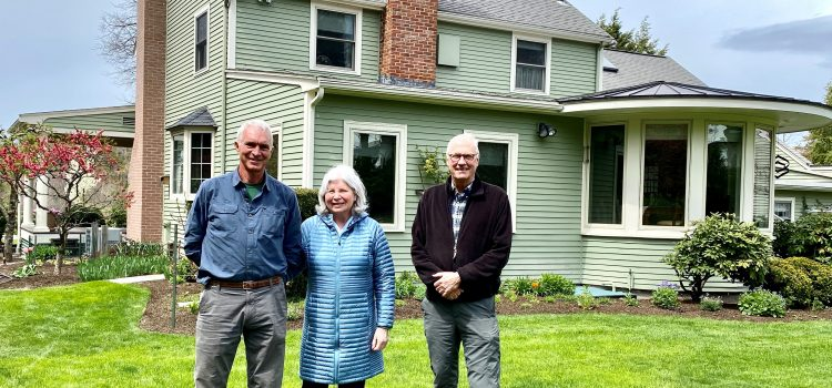 """Helping the Hauschka Family – Green Needham's """"Ask the Expert"""""""