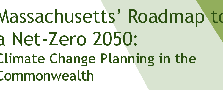 Advancing a Climate Action Plan for Needham