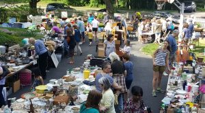 Annual Yard Sale Event at Congregational Church of Needham